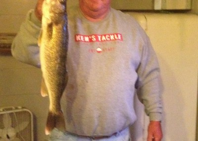 6.12.13,4.5lb walleye Ron Spratt